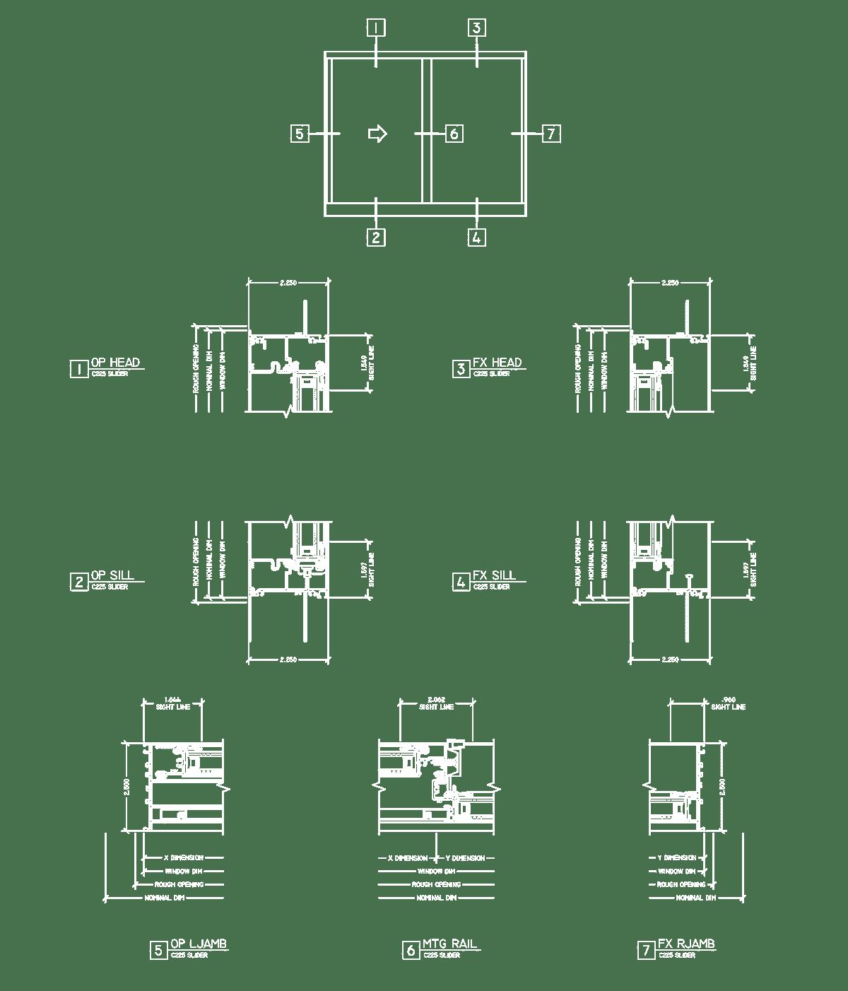 C225 Drawing