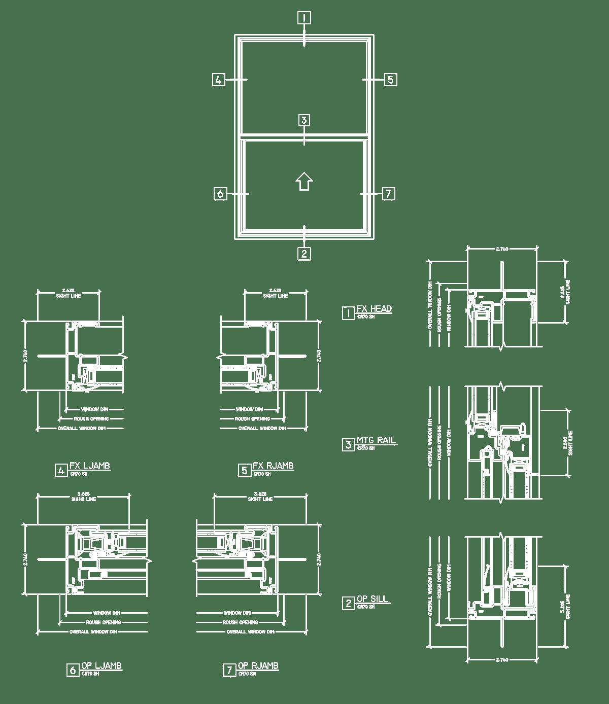 CR70 Drawing