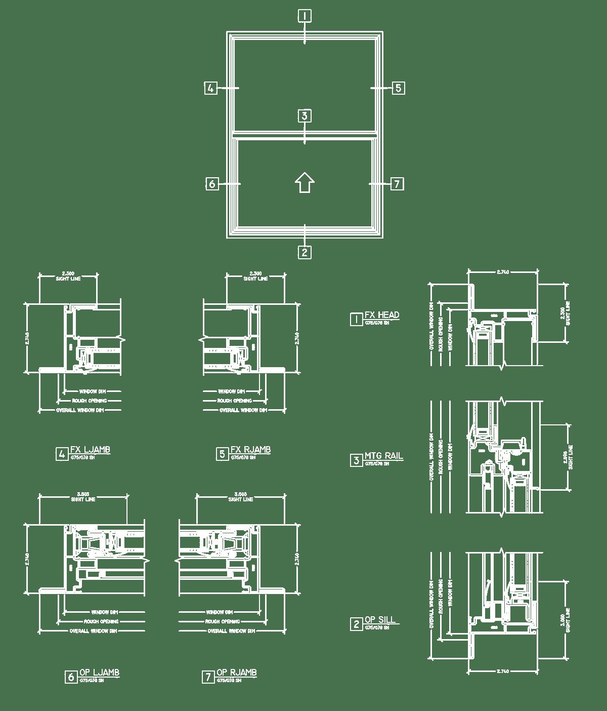 G75 Drawing